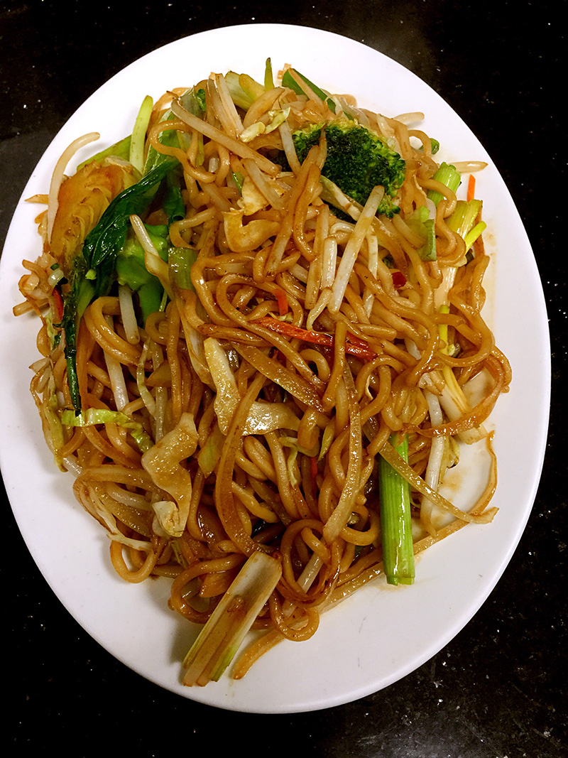 Chow Mein(Vegetable)