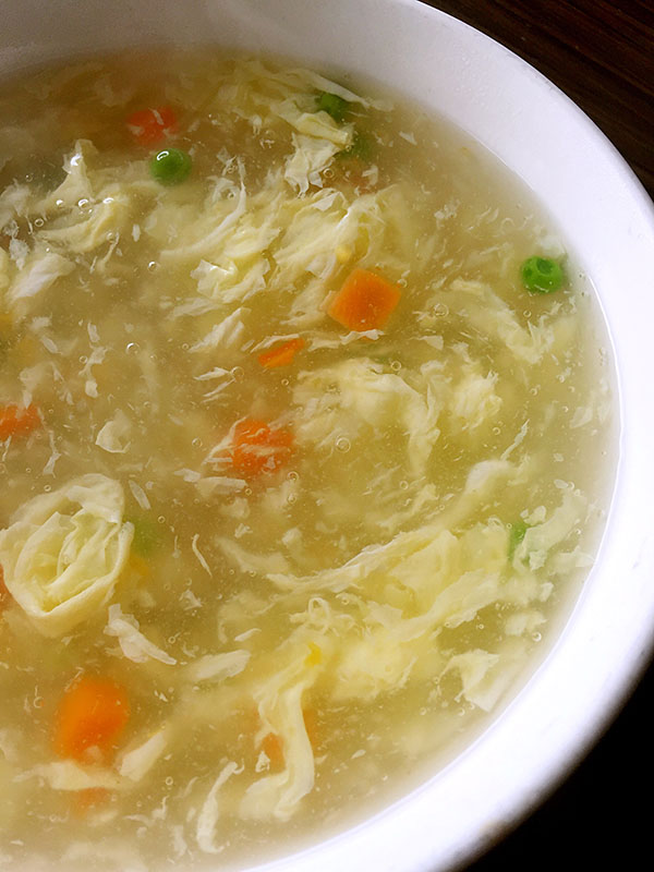 Egg Flower Soup