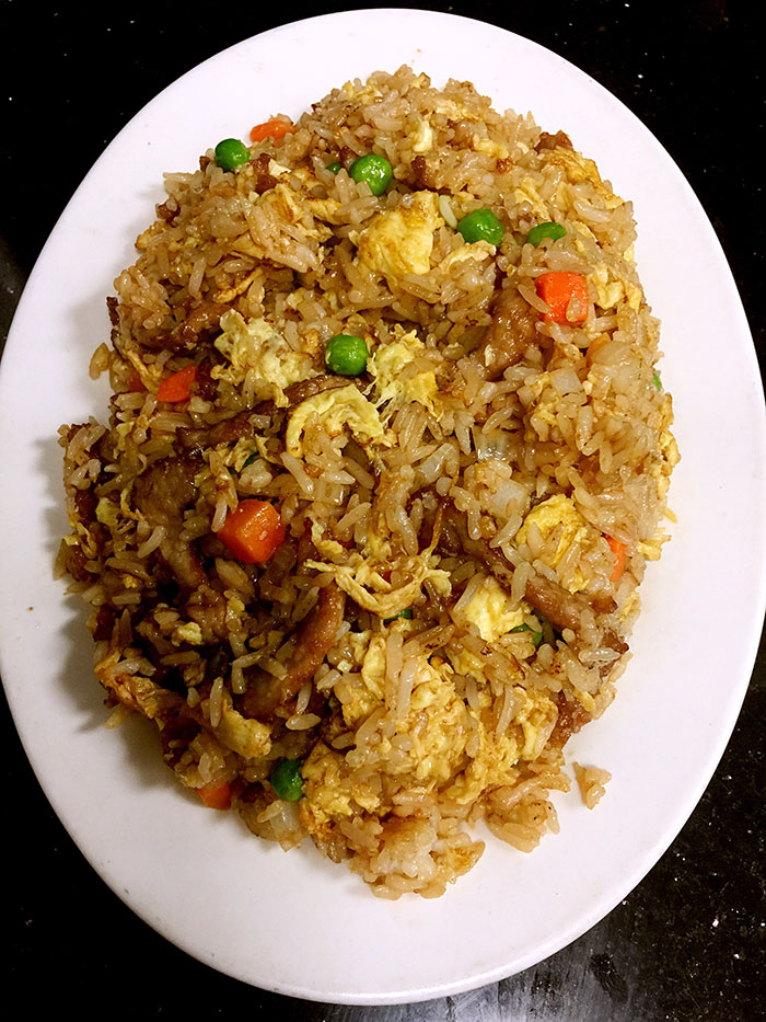 Fried Rice(Pork)