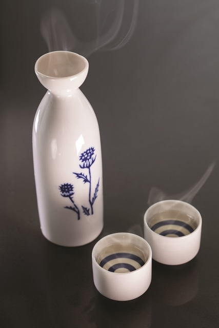 Large Hot Sake Carafe