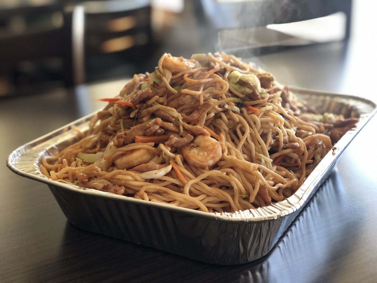 Combo Chow Mein